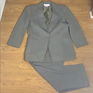 Jones New York 90's High waisted pants suit 12